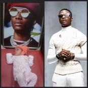 Some Nigerians on Twitter attack man for dedicating his new born baby to Wizkid