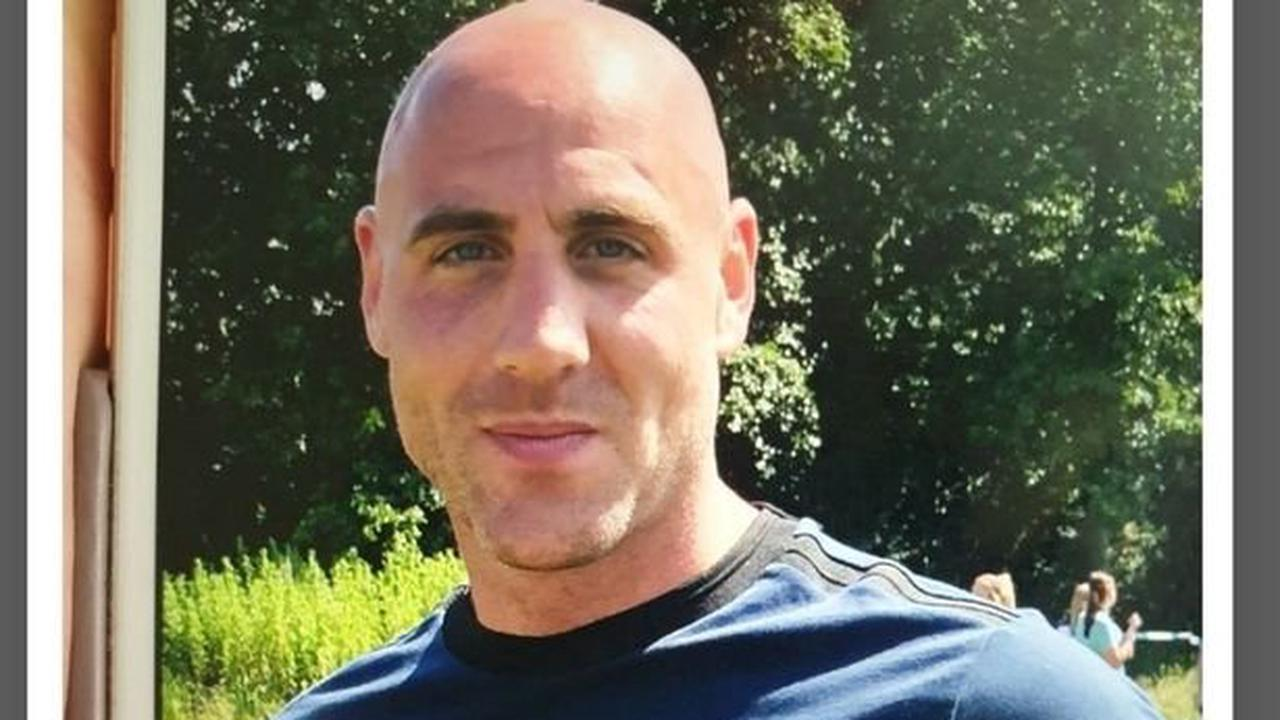 Body of missing footballer found by police after four day search