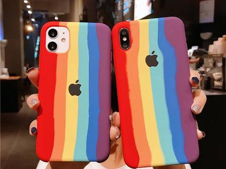 Are you using a Rainbow-coloured Pouch for your phone? Stop using it unless you know what it means.