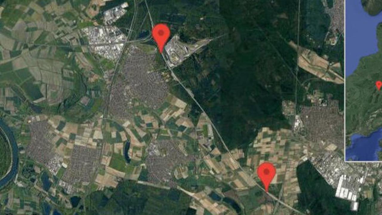 Hockenheim: Gefahr durch Tiere auf A 6 zwischen Hockenheim und Walldorf in Richtung Heilbronn