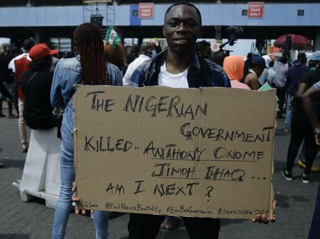 Nigeria: Live Ammunition Fired At Anti-Police Brutality Protesters