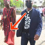 "See how this Nigerian man took his ""Juju"" man to court to help him win his case"