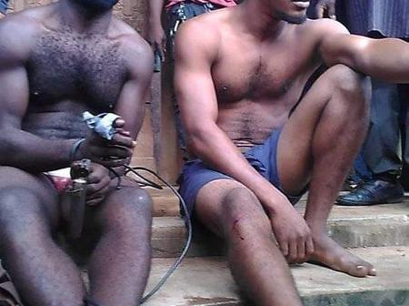Group Apprehends Suspected Armed Men with Live Bullet in Umuahia