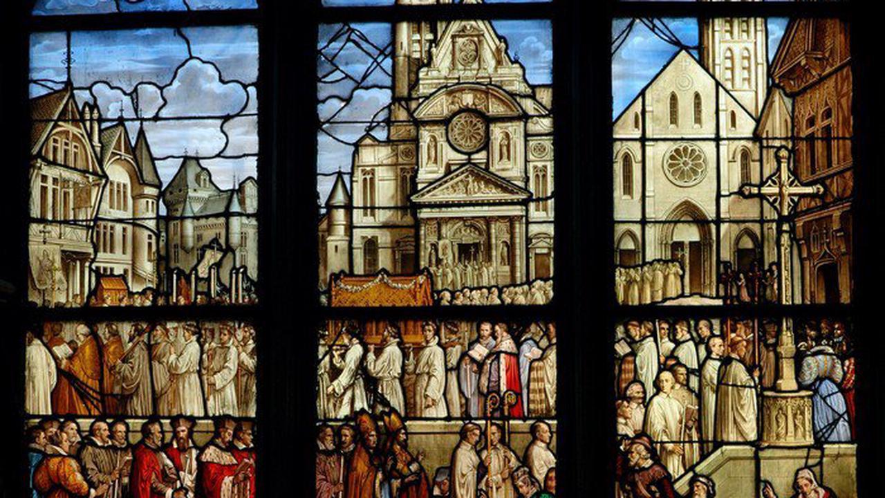 Visite guidée de l'église Saint-Etienne-du-Mont (Paris 5e) Église Saint-Étienne-du-Mont Église Saint-Étienne-du-Mont samedi 18 septembre 2021