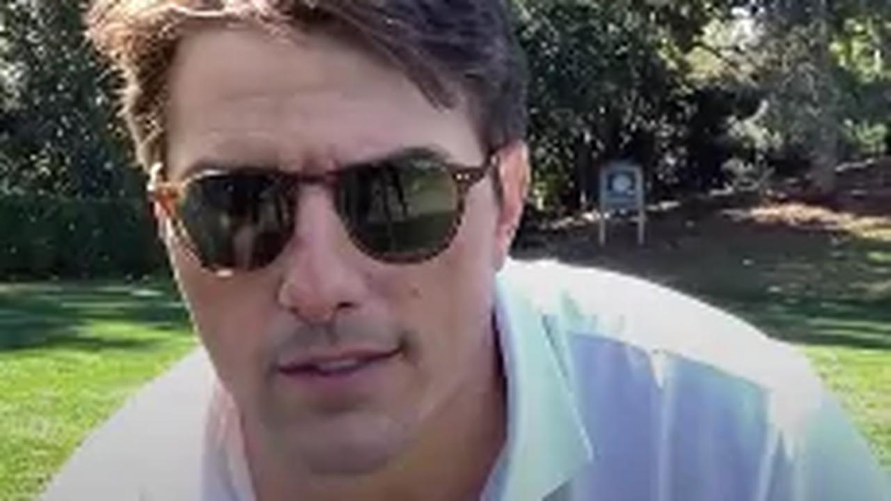 WATCH: 'Very, very convincing' deepfake Tom Cruise videos go viral on TikTok