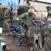 Police Looking For Militia That Killed 5 People in Isiolo
