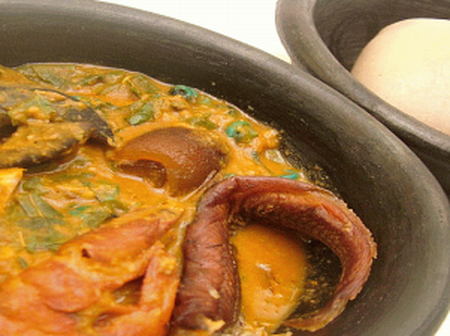 Steps And Ingredients On How To Prepare Oha Soup