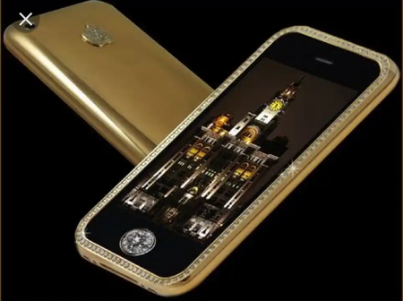 The iphone 12 is not the most Expensive Phone, See The most Expensive phone in the world