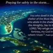 Prayer for Safety During Storms