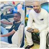 MC Olumo's Son Blasts Critics Who Calls His Dad A Tout, Read What He Wrote That Got People Talking