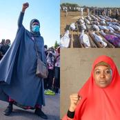Aisha Yesufu finally replied Northerners who asked her to start a protest for them, See her reply