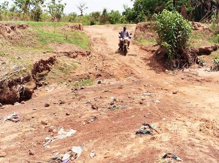 Bimbila-Jiloo collapsed bridge; where are our leaders?