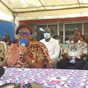 Commémoration de l'anniversaire d'arrestation de Gbagbo, Simone Gbagbo dribble les