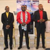 Côte d'Ivoire / Consécration : trois serviteurs de Dieu consacrés à l'Eglise Missionnaire la Grâce