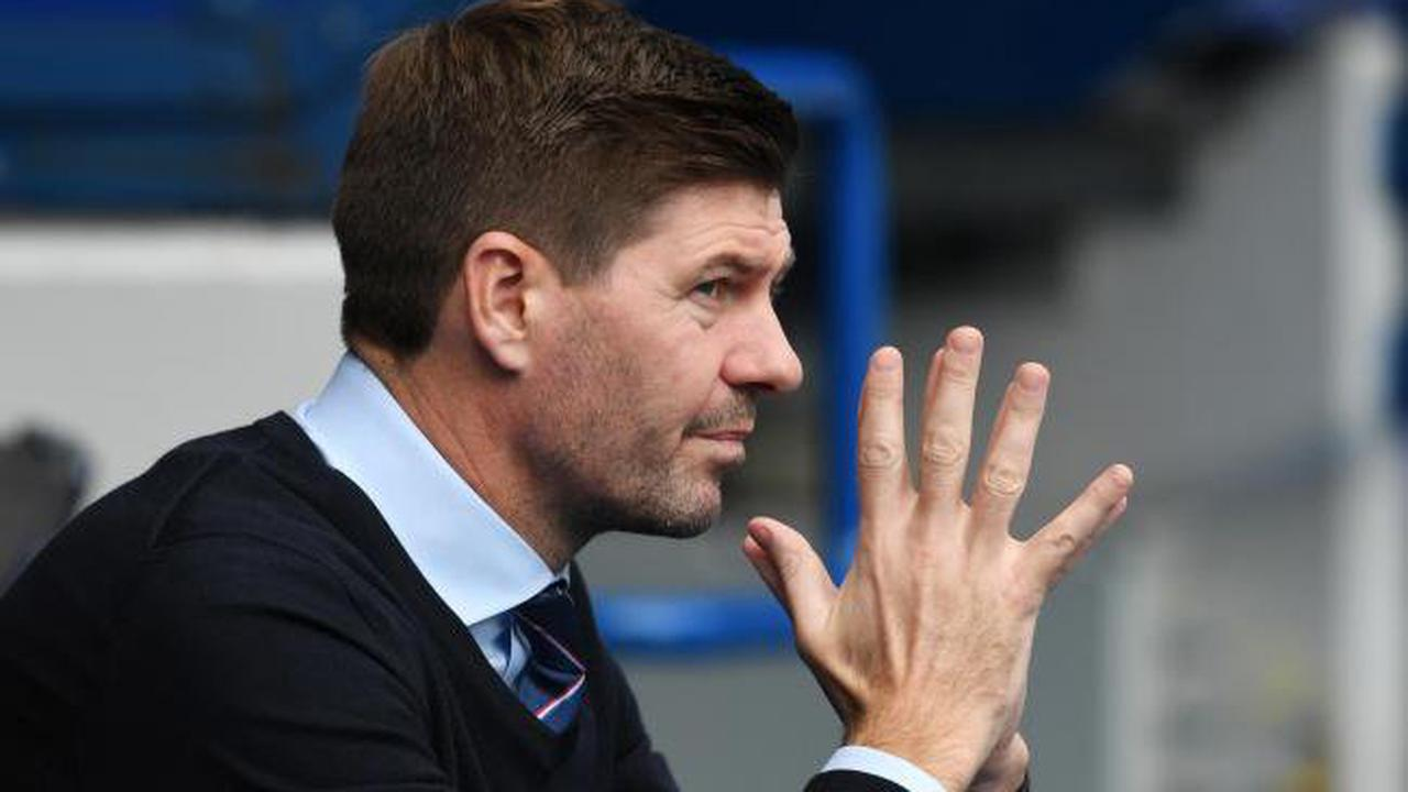 Steven Gerrard sends strong message to Rangers attack as champions stumble at Ibrox