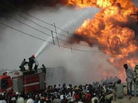 Ahafo Region Suffers 136 Fires In 10 Months