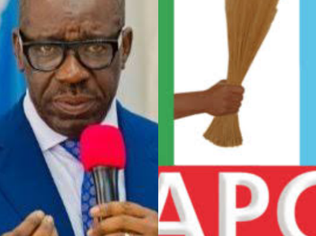 Today's Headlines: Another Prominent PDP Chieftain Decamp To APC, Nigeria In Financial Mess -Obaseki