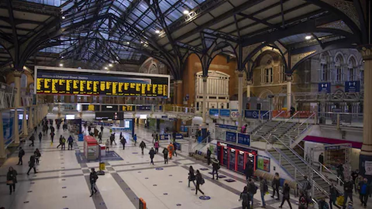 Live Coronavirus latest news: Tests at four major railway stations find no trace of Covid