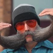 Meet MJ Johnson, The Man Who Won The Most Beautiful Beard In The World Award