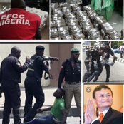 Today Headlines: 154 Suspects Arrested For Armed Robbery, How I Plotted Kidnap Of My Boss - Driver