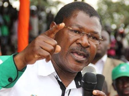 Dp Ruto's close ally takes his campaigns in Moses Wetangula backyard ahead of Kabuchai by-election