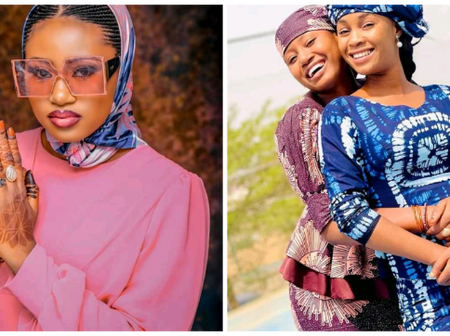 Momee Gombe Shares Beautiful Pictures of Her Sister From The Film