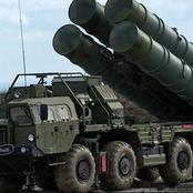 Le système de défense anti-aérienne S_400 adopter par la Russie