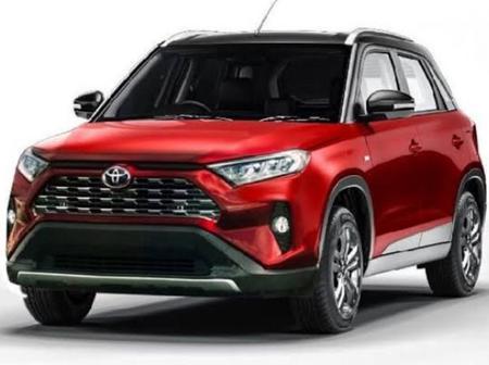 Toyota-Suzuki Partnership Launches The Urban Cruiser