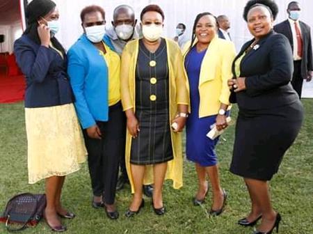 'Murkomen Anaiba Picha' Kenyans Reacts To Pictures From DP Ruto's Karen Home