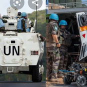 Boko Haram Is Calling For War, See What They Did To United Nations Hilux Van And Their Building