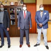 Raila Odinga Sends Governor Anne Waiguru To Represent Him At An Event In Kajiado