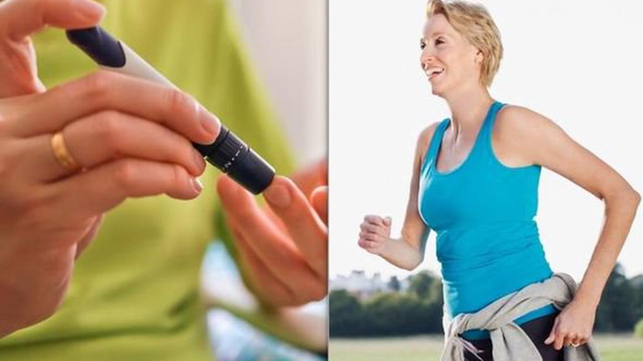 Diabetes exercise: Three 'really important' exercises to avoid high blood sugar