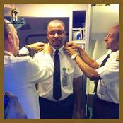 De nettoyeur d'avions, il devient pilote : Découvrez l'histoire émouvante de ce jeune Nigérian
