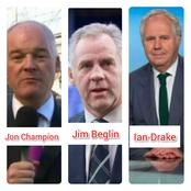 Meet The Top 7 EPL Commentators Of All Time; Jim Beglin, Jon Champion And Others