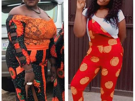 Lady Sparks Reaction With Her Massive Weight Loss Transformation