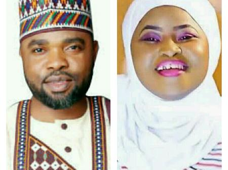 Meet The First King And First Queen Of Islamic Music In Nigeria