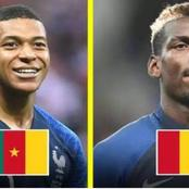 These 12 top French Footballers are not From France, Check their real African countries