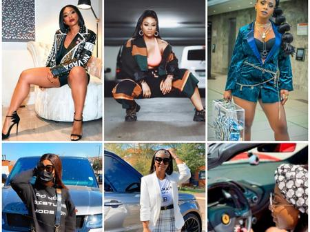 Boity Thulo in real life age Cars including her net worth
