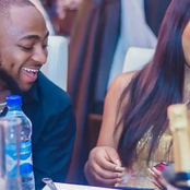 Davido's Fiancèe, Chioma Shows Off The Types Of Food She Eats For Dinner, Says