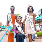 Gay become the 2nd princess of Miss Maake plaza, see more beautiful pictures below