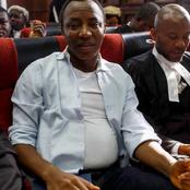 Sowore Goes To Court Together With A Man Suspected To Be A Native Doctor