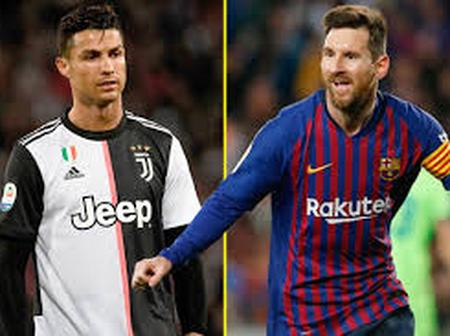 The Only Club In Europe Both Cristiano Ronaldo And Lionel Messi Have Failed To Score Against