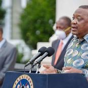 Turn Up For Ayimba - The Amount President Kenyatta Donated To Offset His Medical Bill