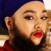This is Why Some Ladies Grow Beards, See photos