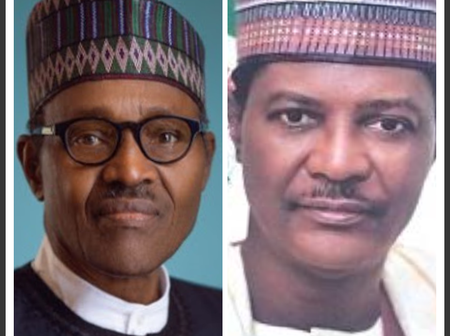 Meet President Buhari's Son-In-Law Who Is A Retired Pilot And Husband To His Deceased First Daughter