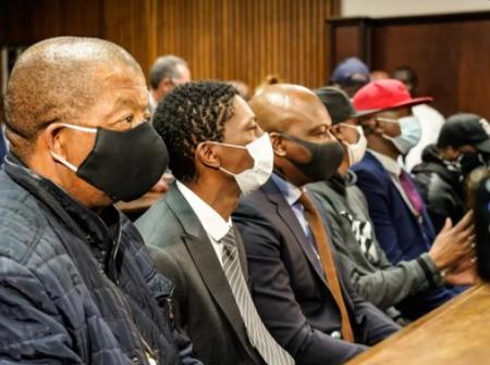 Ace Magashule, and the asbestos 'gang'.