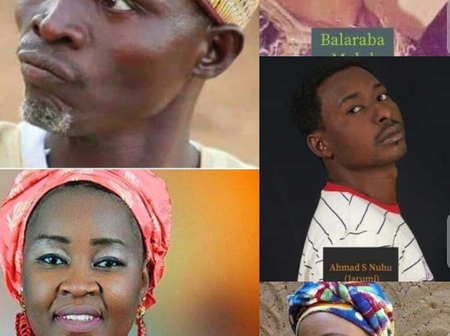 """Rest In Peace"", Check Out The List And Photos Of Kannywood Actors And Actress That Are Dead"