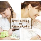 Breastfeeding vs formula, which one is more ideal