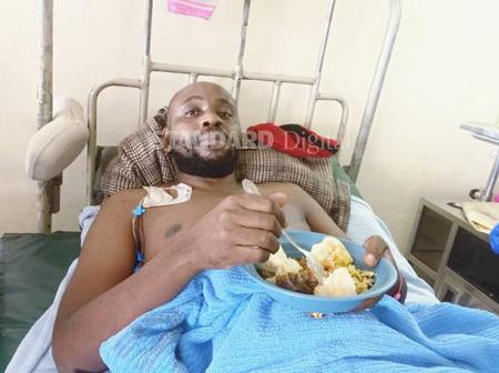 See Why a Man is Fighting for His Dear Life in Hospital for Doing Unexpected Action!
