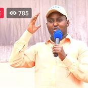 'Mteja Hapatikani', Junet Says Efforts To Reach This Famous Female Tangatanga MP Have Been Futile